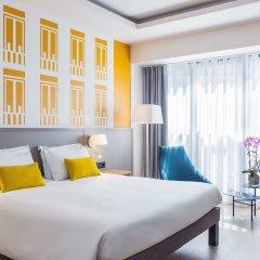 Mercure Madrid Plaza De Espana Hotel комната для гостей