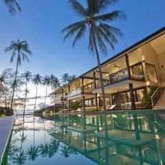 Отель Nikki Beach Resort Таиланд, Самуи - 3 отзыва об отеле, цены и фото номеров - забронировать отель Nikki Beach Resort онлайн бассейн