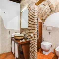 Отель Luxury Navona Италия, Рим - отзывы, цены и фото номеров - забронировать отель Luxury Navona онлайн ванная фото 2