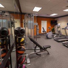 Отель Hampton Inn Vicksburg фитнесс-зал фото 2