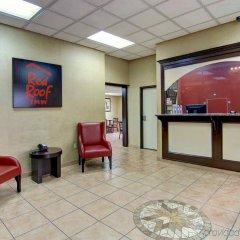 Отель Red Roof Inn Atlanta Six Flags интерьер отеля фото 2