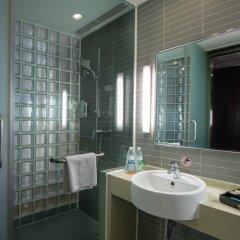 Отель Holiday Inn Express Chengdu Wuhou ванная
