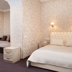 Гостиница Кравт комната для гостей