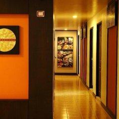Отель Rikka Inn Бангкок интерьер отеля фото 2
