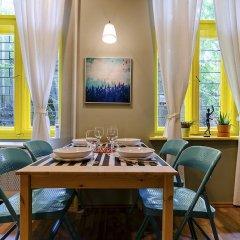 Апартаменты Curry Apartments питание фото 2