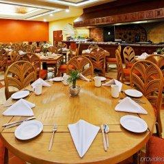 Отель Holiday Inn Merida Mexico питание