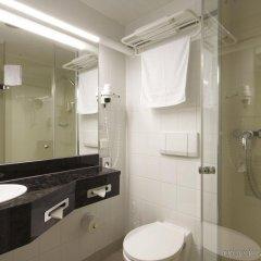 Отель IntercityHotel Nürnberg Германия, Нюрнберг - 2 отзыва об отеле, цены и фото номеров - забронировать отель IntercityHotel Nürnberg онлайн ванная фото 2