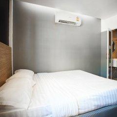 Отель Cloud Nine Lodge Бангкок комната для гостей фото 3