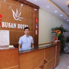 Отель BUSAN Ханой интерьер отеля фото 2