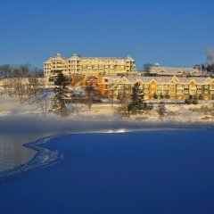 Отель JW Marriott The Rosseau Muskoka Resort пляж фото 2