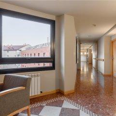 Отель Apartahotel Exe Campus San Mamés Испания, Леон - отзывы, цены и фото номеров - забронировать отель Apartahotel Exe Campus San Mamés онлайн интерьер отеля