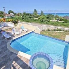 Отель Azure Cove, Silver Sands. Jamaica Villas 5BR бассейн фото 2