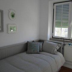 Отель Alvalade II Guest House Lisboa комната для гостей фото 2