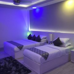Отель EM Beach Maldives комната для гостей фото 2
