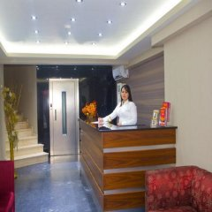 Laleli Emin Hotel интерьер отеля