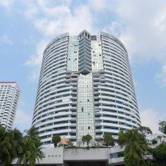 Отель Alex Group Jomtien Plaza Condotel Таиланд, Паттайя - отзывы, цены и фото номеров - забронировать отель Alex Group Jomtien Plaza Condotel онлайн вид на фасад