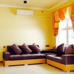 Najaf Central Hotel комната для гостей