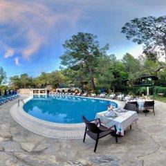 Montana Pine Resort Турция, Олудениз - 2 отзыва об отеле, цены и фото номеров - забронировать отель Montana Pine Resort - All Inclusive онлайн бассейн фото 2