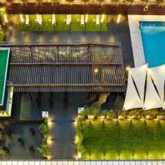 Hotel Sercotel Alcalá 611 бассейн фото 2