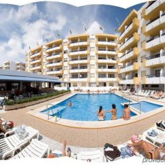 Апартаменты Ryans Ibiza Apartments - Adults Only бассейн