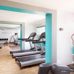 Novotel Warszawa Centrum Hotel фитнесс-зал фото 6