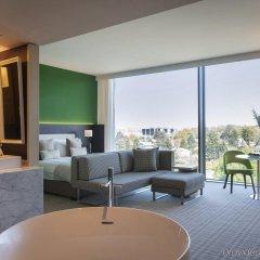 Отель Crowne Plaza Geneva Швейцария, Женева - отзывы, цены и фото номеров - забронировать отель Crowne Plaza Geneva онлайн комната для гостей фото 2