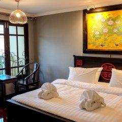 Siri Heritage Bangkok Hotel комната для гостей