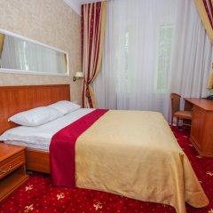 Гостиница Милютинский комната для гостей фото 4