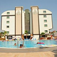 Orfeus Hotel Сиде бассейн фото 2