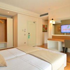 Отель Sandy Beach Resort комната для гостей фото 5