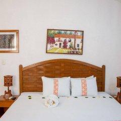 Отель Villas Mercedes Сиуатанехо комната для гостей фото 3