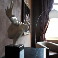 Отель Saint-Sauveur Bruges B&B интерьер отеля фото 2