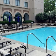 Отель Sheraton Suites Columbus США, Колумбус - отзывы, цены и фото номеров - забронировать отель Sheraton Suites Columbus онлайн фитнесс-зал фото 4