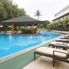 Отель The Manila Hotel Филиппины, Манила - 2 отзыва об отеле, цены и фото номеров - забронировать отель The Manila Hotel онлайн бассейн фото 3
