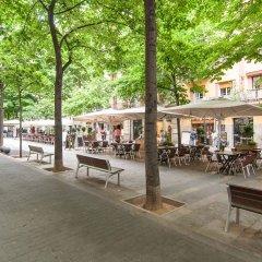 Отель Bbarcelona Gaudi Avenue Flats Барселона питание