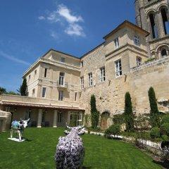 Отель Hostellerie De Plaisance Франция, Сент-Эмильон - отзывы, цены и фото номеров - забронировать отель Hostellerie De Plaisance онлайн фото 11