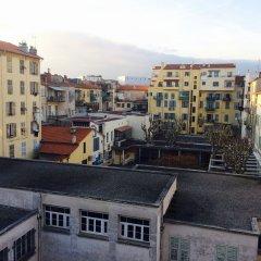 Отель Boyer Франция, Ницца - отзывы, цены и фото номеров - забронировать отель Boyer онлайн балкон