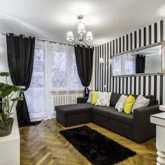 Отель ClickTheFlat Avenue Place Варшава комната для гостей фото 5