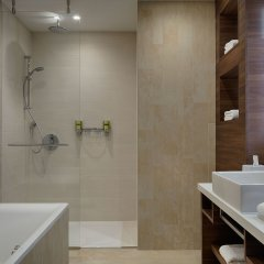 Отель Element Amsterdam ванная