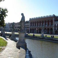 Отель Abitare a Padova Италия, Падуя - отзывы, цены и фото номеров - забронировать отель Abitare a Padova онлайн приотельная территория фото 2