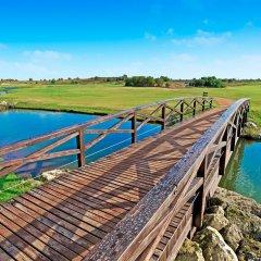 Отель Doubletree By Hilton Acaya Golf Resort Верноле приотельная территория