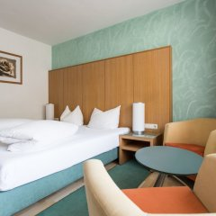 Отель Das Zentrum Австрия, Хохгургль - отзывы, цены и фото номеров - забронировать отель Das Zentrum онлайн комната для гостей фото 4