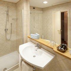 Hotel Dei Duchi Сполето ванная