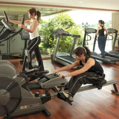 Bayview Hotel Melaka фитнесс-зал