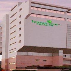 Отель Lemon Tree Premier Jaipur парковка