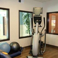 Отель Holiday Inn Express & Suites Ashland фитнесс-зал