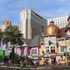 Отель Best Western Plus Casino Royale США, Лас-Вегас - отзывы, цены и фото номеров - забронировать отель Best Western Plus Casino Royale онлайн вид на фасад