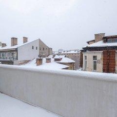 Апартаменты FM Deluxe 1-BDR Apartment with balcony - LZ София балкон
