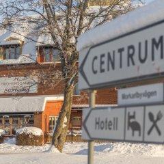 Отель Hotell Fridhemsgatan городской автобус