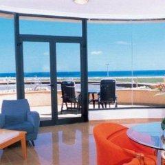 Отель MUR Hotel Faro Jandía Испания, Морро Жабле - отзывы, цены и фото номеров - забронировать отель MUR Hotel Faro Jandía онлайн балкон